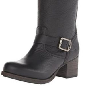 Frye Vera Slouch Tall Boots: Women's Size 10, Blac